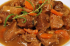 Goulash de ternera
